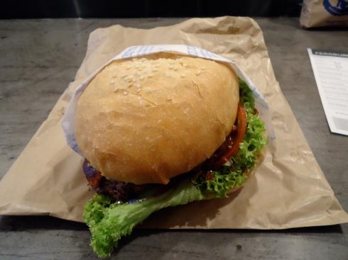 The Famous Ferg Burger